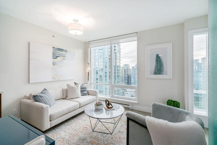 1806 535 SMITHE STREET - Downtown VW Apartment/Condo for sale, 1 Bedroom (R2343057)