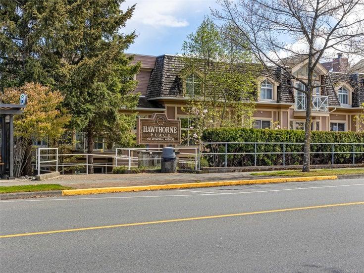 103 750 Memorial Ave - PQ Qualicum Beach Condo Apartment for sale, 2 Bedrooms (874185)
