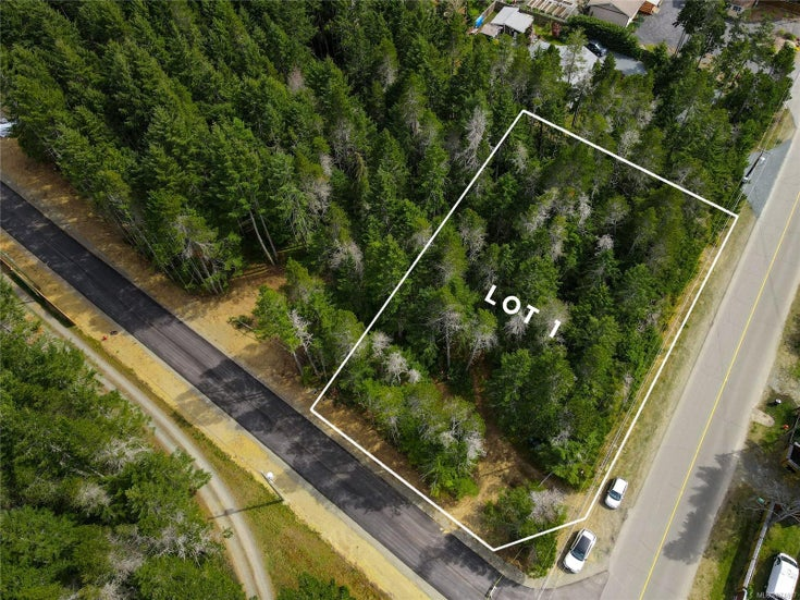 LOT 1 Wilkes Way - PQ Qualicum North Single Family Detached for sale, 3 Bedrooms (874807)