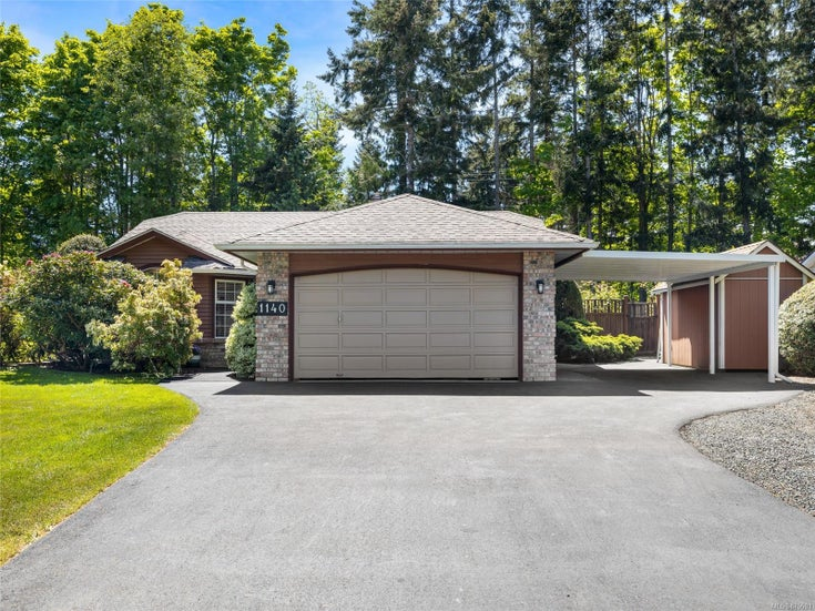 1140 Clubhouse Dr - PQ Qualicum Beach Single Family Detached for sale, 2 Bedrooms (875601)