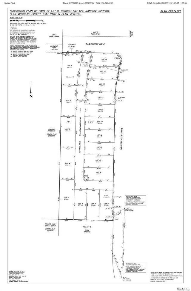LOT 12 COTTAGE Dr - PQ Qualicum Beach Land for sale(878407)
