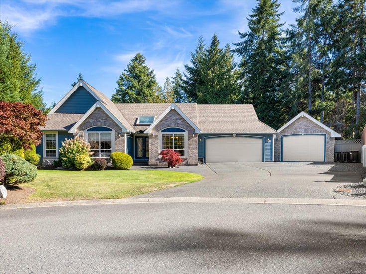 586 Hazelwood Pl - PQ Qualicum Beach Single Family Detached for sale, 3 Bedrooms (885809)