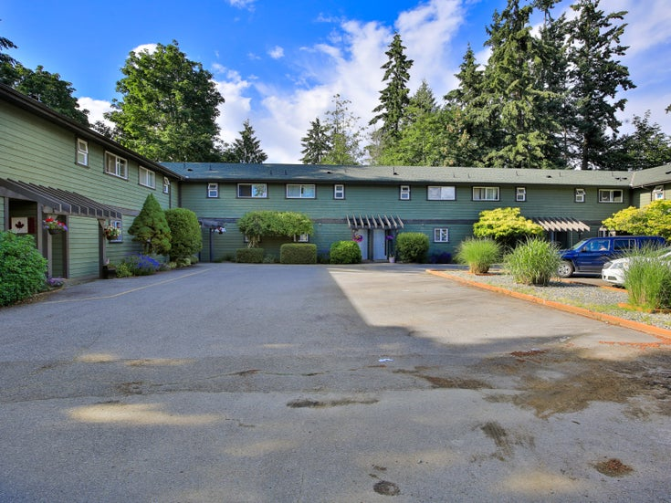 7 495 W First Ave - PQ Qualicum Beach Row/Townhouse for sale, 2 Bedrooms (843395)