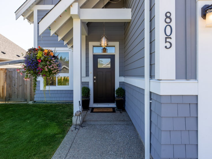 805 Stanhope Rd - PQ Parksville Single Family Detached for sale, 3 Bedrooms (851156)
