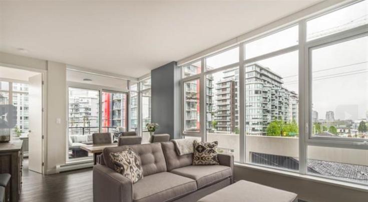307 1788 Ontario Street - Mount Pleasant VE Apartment/Condo for sale, 2 Bedrooms (R2167170)