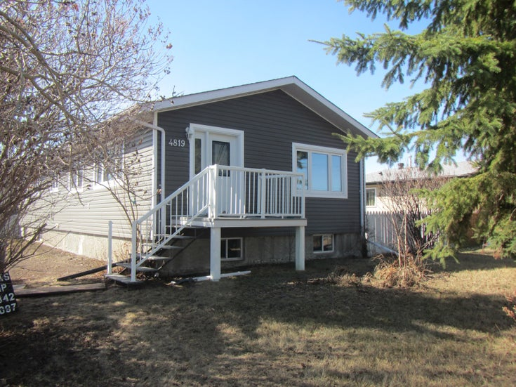 4819-48 Ave - Redwater Detached Single Family for sale, 3 Bedrooms (E4106735)