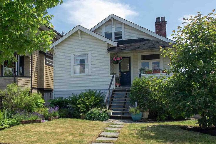 558 E 27TH AVENUE - Fraser VE House/Single Family for sale, 5 Bedrooms (R2285398)