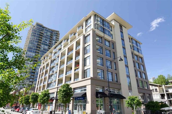 402 121 BREW STREET - Port Moody Centre Apartment/Condo for sale, 1 Bedroom (R2350166)