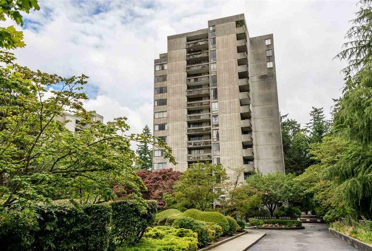 1404 6689 WILLINGDON AVENUE - Metrotown Apartment/Condo for sale, 1 Bedroom (R2385067)