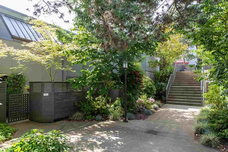1318 W 7TH AVENUE - Fairview VW Townhouse for sale, 2 Bedrooms (R2478387)