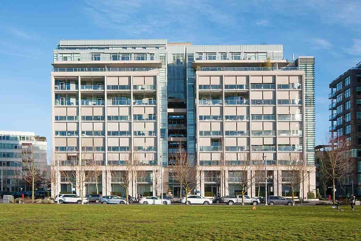 193 WALTER HARDWICK AVENUE - False Creek Apartment/Condo for sale(R2512536)