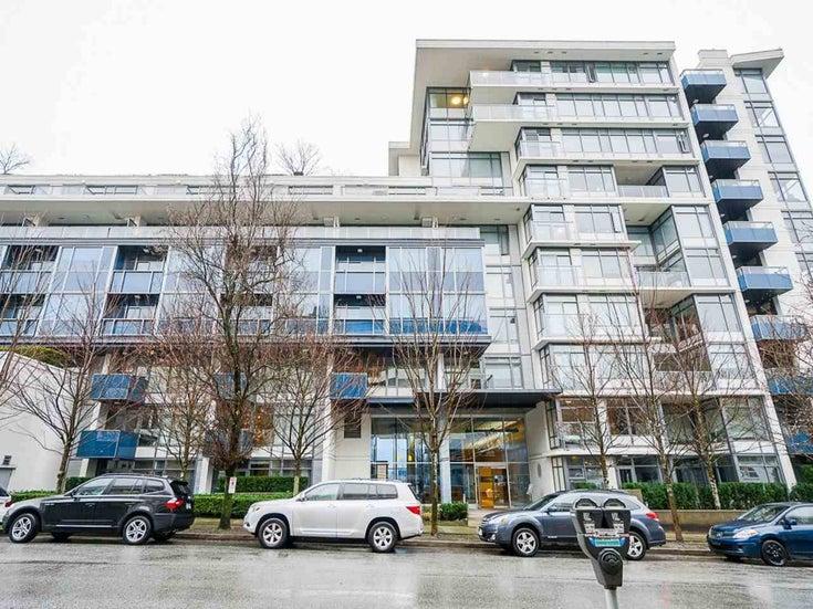 125 1777 W 7TH AVENUE - Fairview VW Apartment/Condo for sale, 1 Bedroom (R2535636)