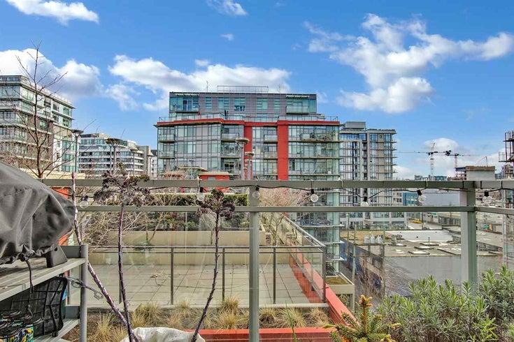 810 88 W 1ST AVENUE - False Creek Apartment/Condo for sale, 1 Bedroom (R2545345)