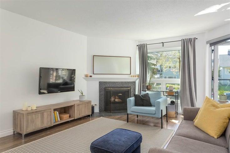 207 607 E 8TH AVENUE - Mount Pleasant VE Apartment/Condo for sale, 1 Bedroom (R2567784)