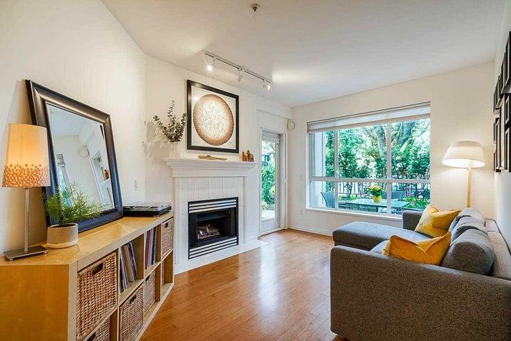 110 2755 MAPLE STREET - Kitsilano Apartment/Condo for sale, 2 Bedrooms (R2578498)