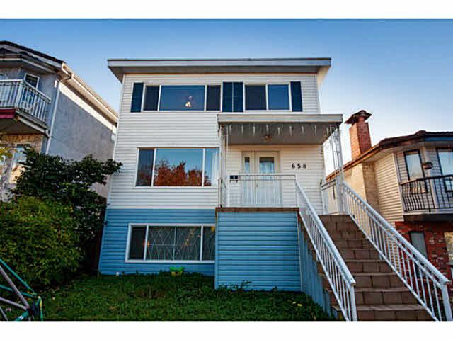 658 E 28th Avenue - Fraser VE House/Single Family for sale, 4 Bedrooms (V1100386)