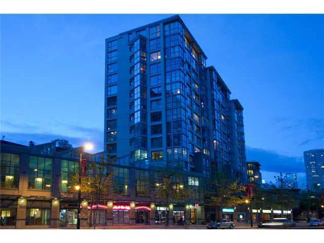 602 1177 Pacific Boulevard - Yaletown Apartment/Condo for sale, 2 Bedrooms (V826022)