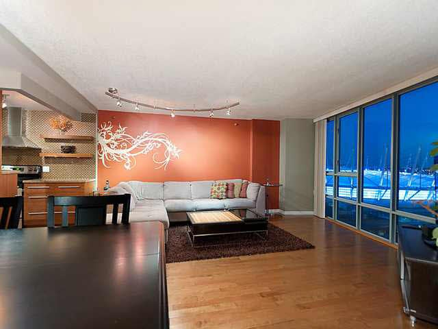 2502 930 Cambie Street - Yaletown Apartment/Condo for sale, 2 Bedrooms (V973770)