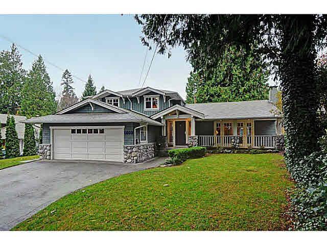 6003 Gleneagles Drive - Gleneagles House/Single Family for sale, 4 Bedrooms (V1036431)
