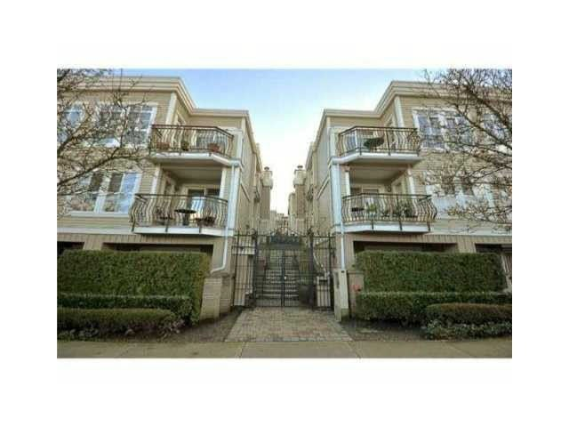 310 678 W 7th Avenue - Fairview VW Townhouse for sale, 2 Bedrooms (V1050266)
