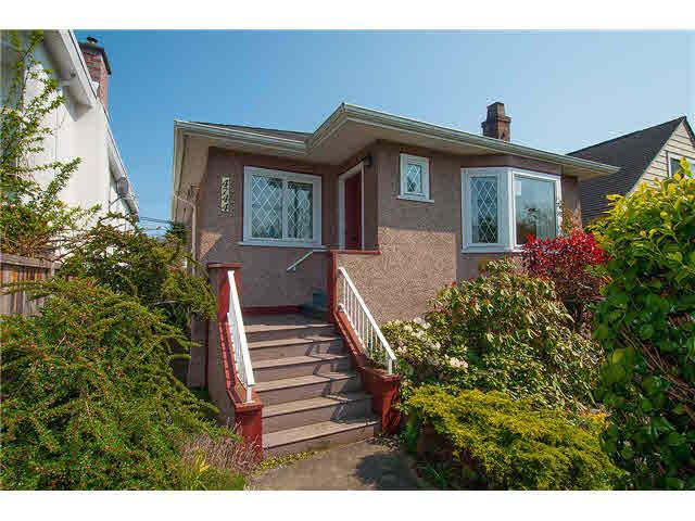 4744 Dunbar Street - Dunbar House/Single Family for sale, 2 Bedrooms (V1117414)