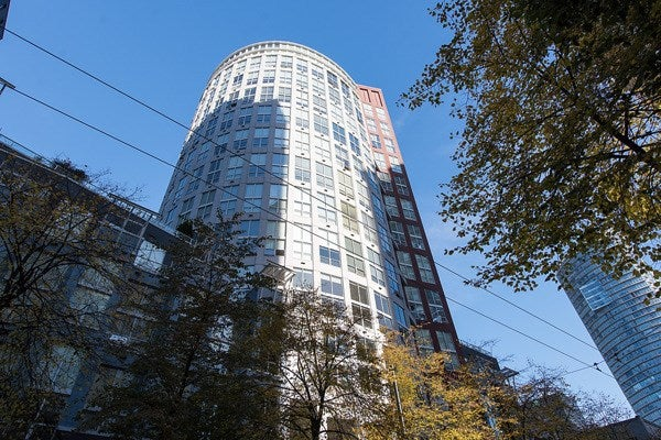 711 933 Seymour Street - Downtown VW Apartment/Condo for sale, 1 Bedroom (R2117764)