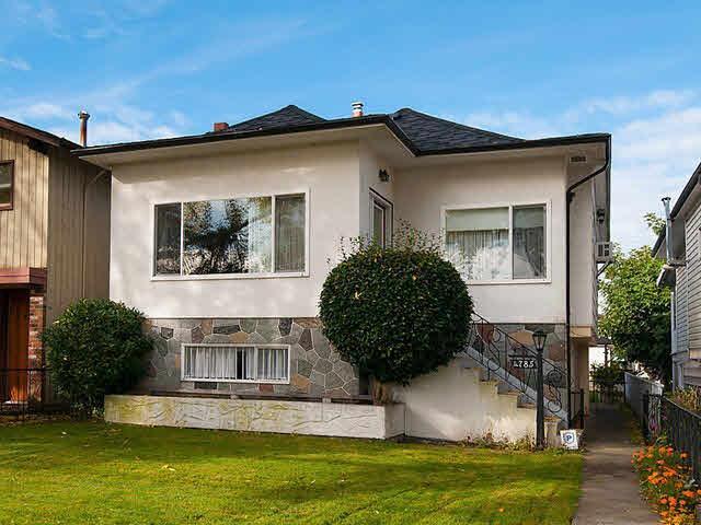 4785 Elgin Street - Fraser VE House/Single Family for sale, 3 Bedrooms (V1035423)
