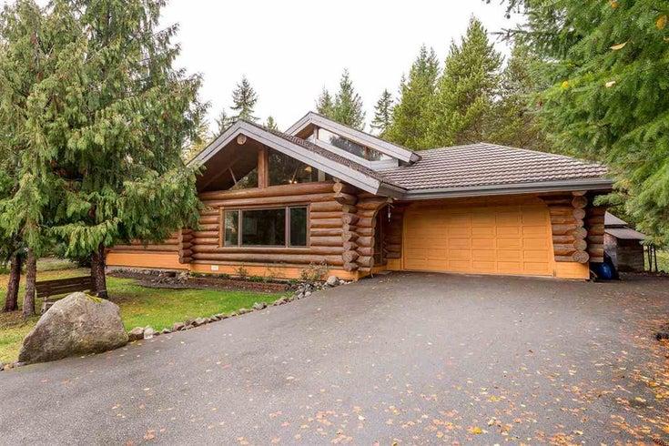 66 Garibaldi Drive - Black Tusk - Pinecrest House/Single Family for sale, 4 Bedrooms (R2129083)
