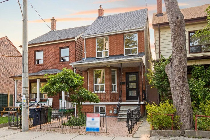 324 Euclid Ave - Trinity-Bellwoods Detached for sale, 5 Bedrooms (C4951251)
