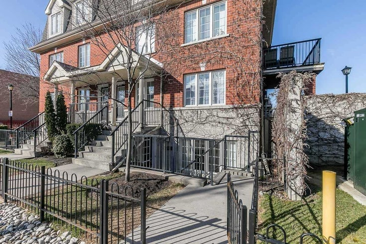 101 - 262 St Helens Ave - Dufferin Grove Condo Townhouse for sale, 3 Bedrooms (C5172894)