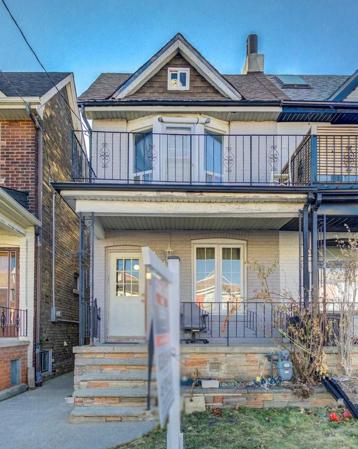 176 Symington Ave - Dovercourt-Wallace Emerson-Junction Semi-Detached for sale, 3 Bedrooms (W5151248)