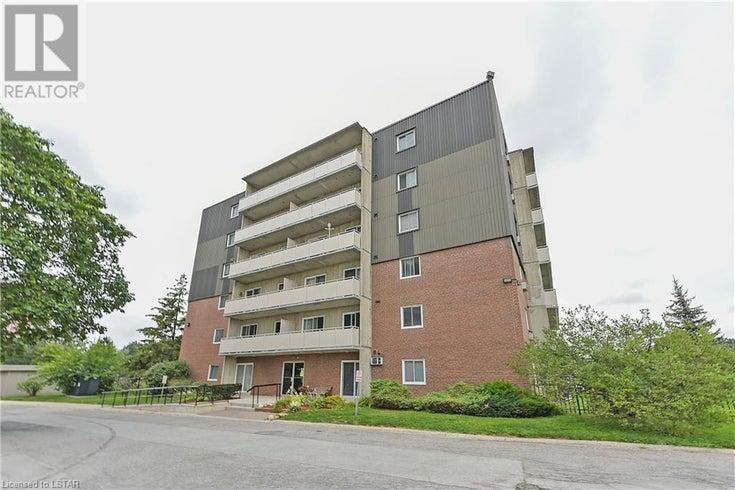 1104 JALNA Boulevard Unit# 307 - London Apartment for sale, 1 Bedroom (40165093)