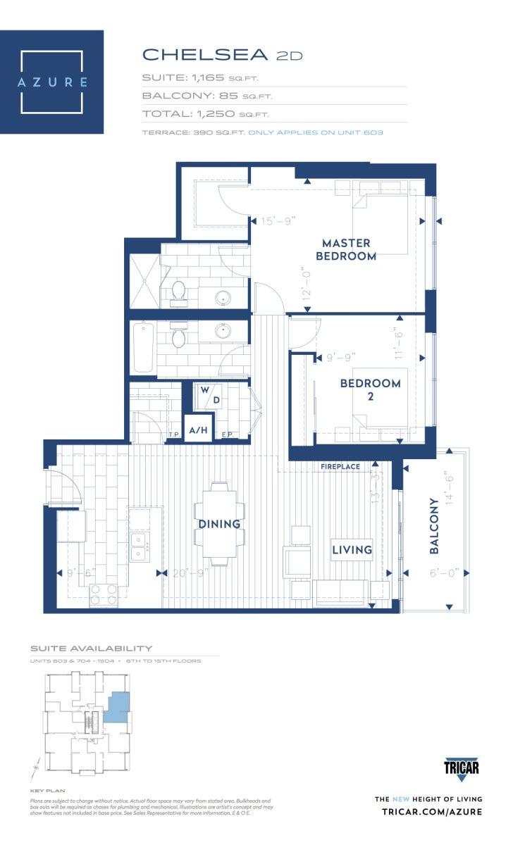 1505-505 Talbot - London Ontario APTU for sale, 2 Bedrooms