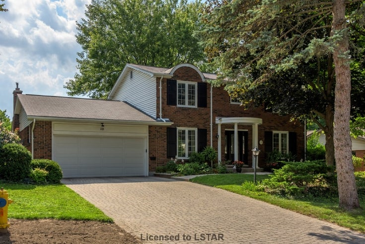 10 FRIARS WY - London Single Family for sale, 4 Bedrooms (590151)