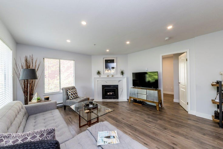309 1009 HOWAY STREET - Uptown NW Apartment/Condo for sale, 2 Bedrooms (R2367562)
