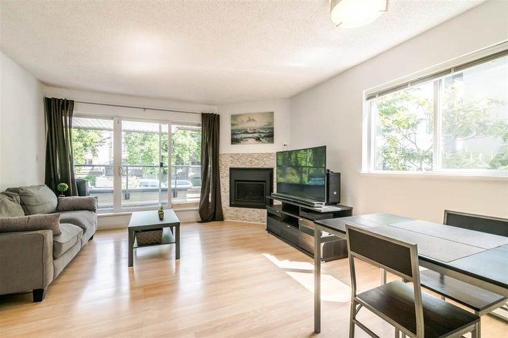 6 3250 W 4TH AVENUE - Kitsilano Apartment/Condo for sale, 1 Bedroom (R2375883)