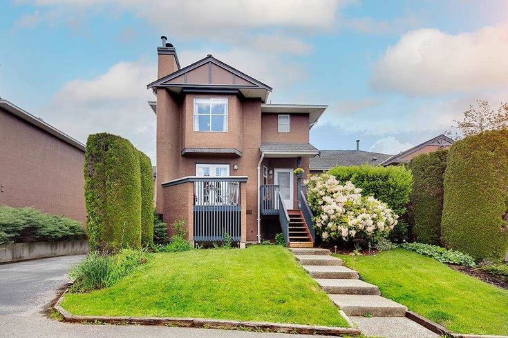 17 1336 PITT RIVER ROAD - Citadel PQ Townhouse for sale, 3 Bedrooms (R2592264)