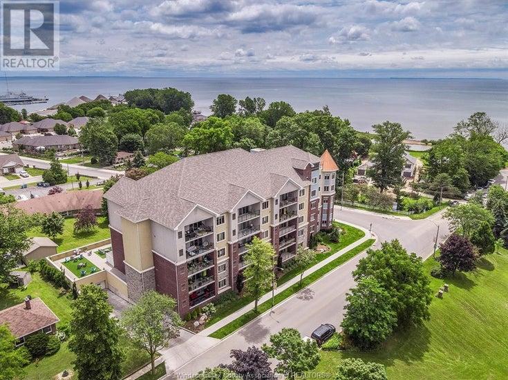 6 PARK LANE Unit# 102 - Kingsville Apartment for sale, 2 Bedrooms (21011740)