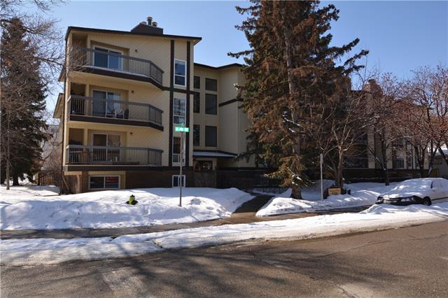 #106 239 6 AV NE - Crescent Heights Apartment for sale, 1 Bedroom (C4177593)
