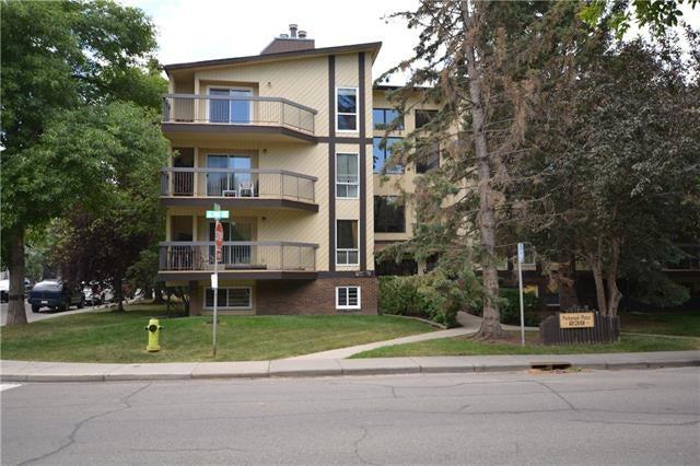 #106 239 6 AV NE - Crescent Heights Apartment for sale, 1 Bedroom (C4196994)