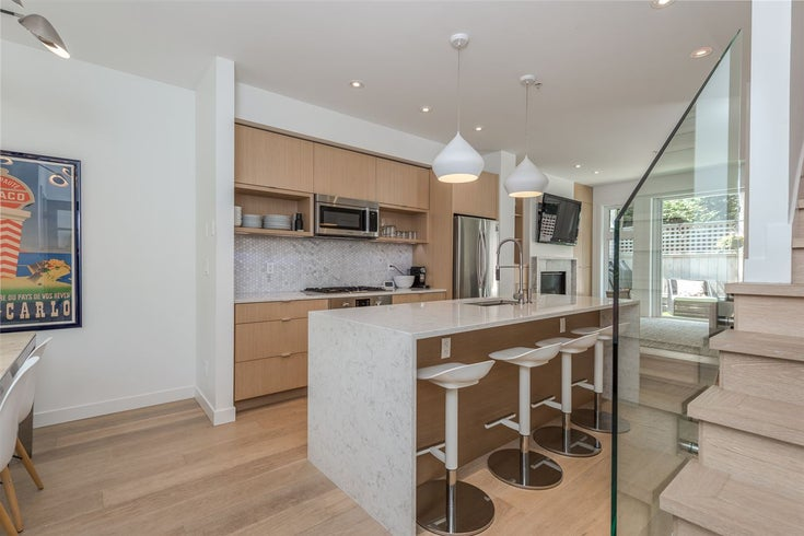 1739 MAPLE STREET - Kitsilano Townhouse for sale, 3 Bedrooms (R2294638)