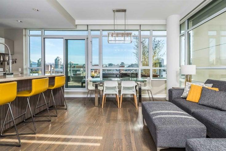 902 1616 COLUMBIA STREET - False Creek Apartment/Condo for sale, 1 Bedroom (R2302794)