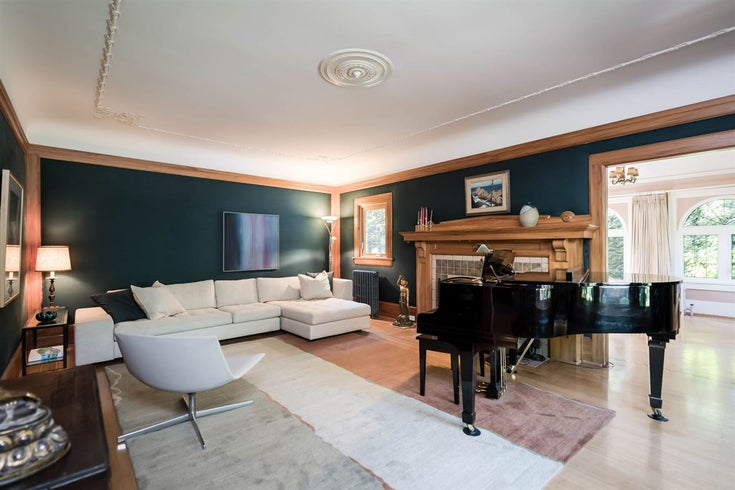 1390 W KING EDWARD AVENUE - Shaughnessy House/Single Family for sale, 4 Bedrooms (R2305226)