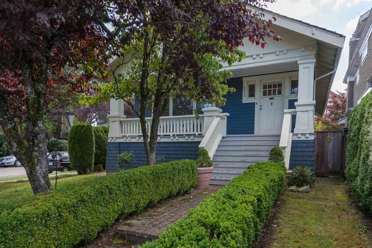 2950 W 2ND AVENUE - Kitsilano House/Single Family for sale, 3 Bedrooms (R2308094)