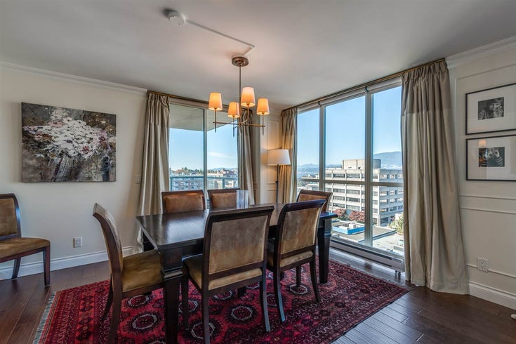 802 1633 W 10TH AVENUE - Fairview VW Apartment/Condo for sale, 3 Bedrooms (R2316154)
