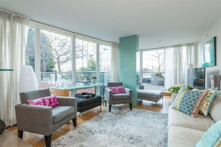 5A 139 DRAKE STREET - Yaletown Apartment/Condo for sale, 2 Bedrooms (R2334750)
