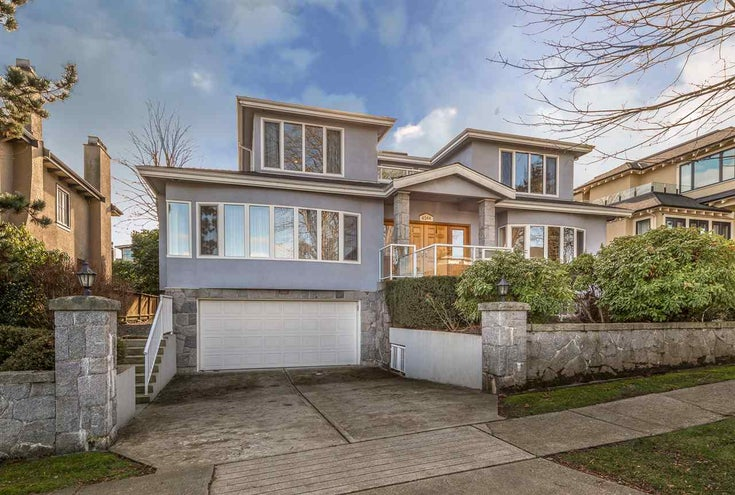 4566 W 6TH AVENUE - Point Grey House/Single Family for sale, 7 Bedrooms (R2338236)