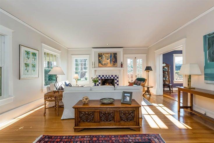 5825 CARNARVON STREET - Kerrisdale House/Single Family for sale, 4 Bedrooms (R2343127)
