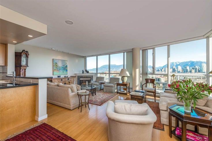 802 1485 W 6TH AVENUE - False Creek Apartment/Condo for sale, 2 Bedrooms (R2346421)
