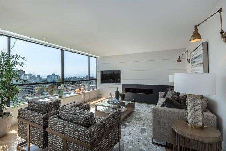 1302 2115 W 40 AVENUE - Kerrisdale Apartment/Condo for sale, 2 Bedrooms (R2383401)
